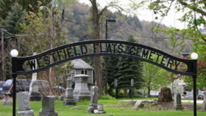 Westfield Flats Cemetery – Judie DV Smith