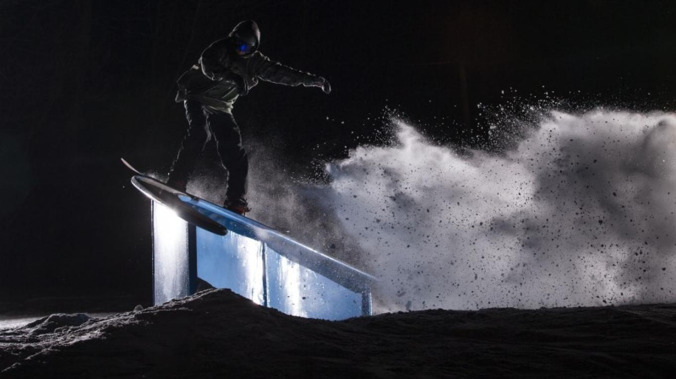 Mountain Creek boasts one of the largest terrain parks in the east, offering a calendar full of events & competitions. – Mountain Creek