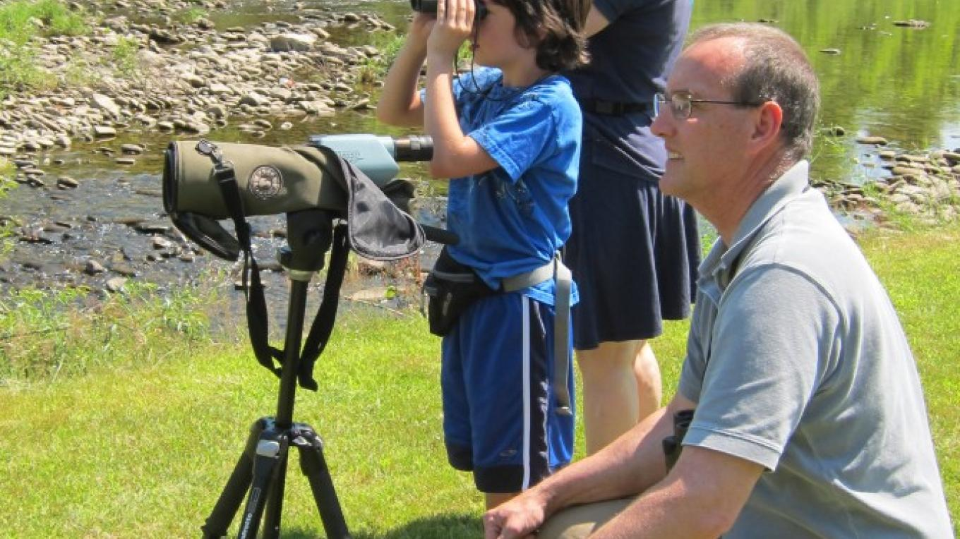 Morgan Outdoors hosts great programs all year - most are free! From bird watching along neighboring WIllowemoc Creek to hikes and snowshoeing outings. We specialize in beginner and intermediate level outings. – L. M. Lyons