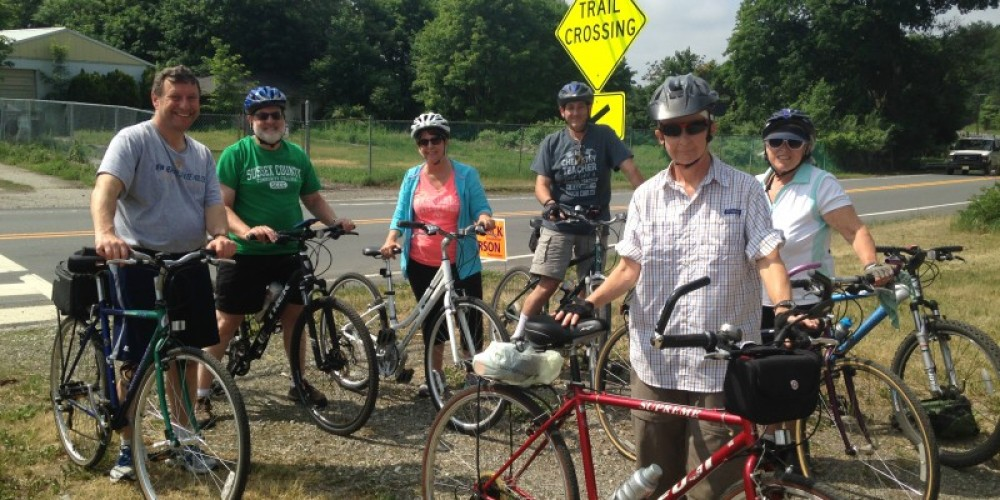 Bike-to-Lunch Tour, May 2015 – Lynn K. Groves