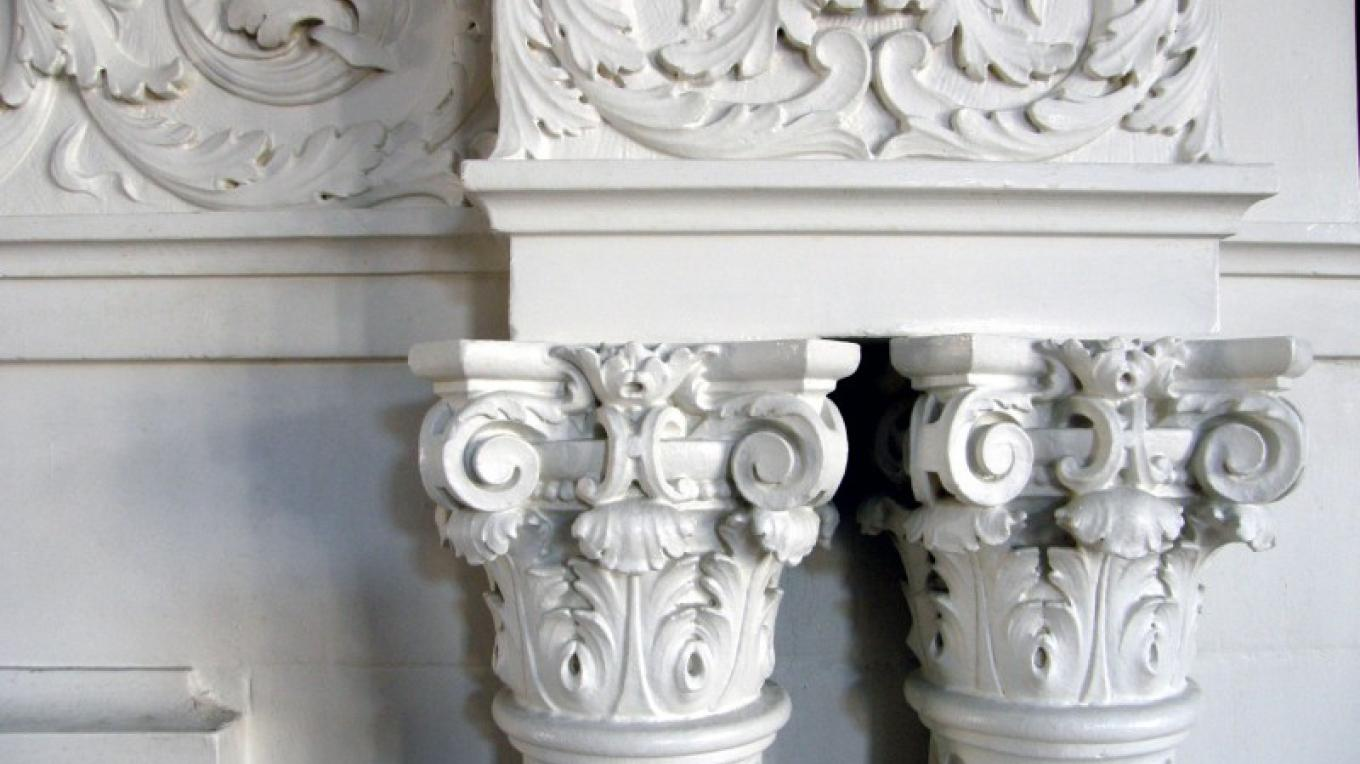 The beautiful architecture of the fireplaces in the house – Laurie Rapisardi