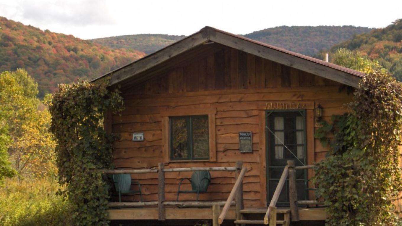 """Mohican"" Cabin – Annie Hood"