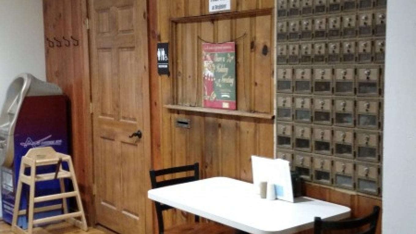 Post Office Parlor