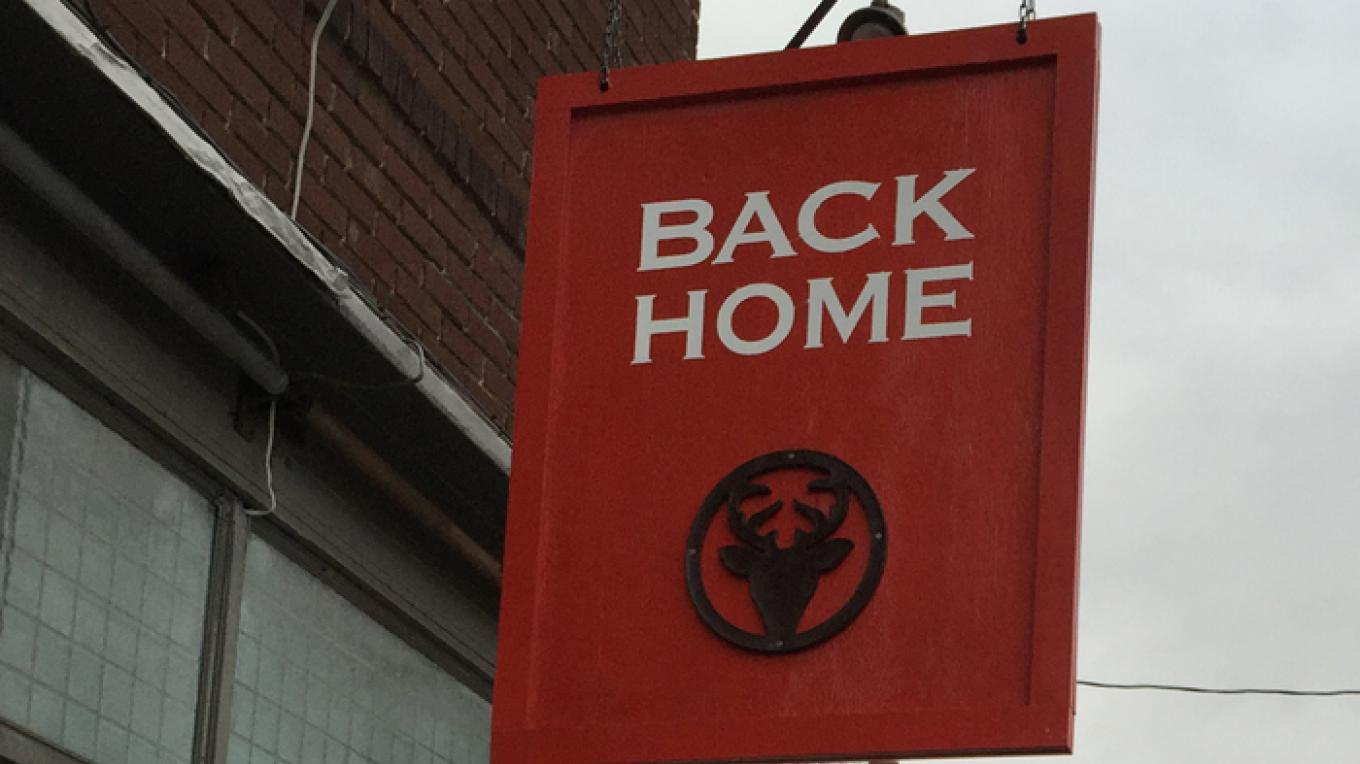 Back Home Store at 299 Mill Street. They deal with vintage, repurposed, and antique home furnishings. Another source of unexpected treasures. – Patricia Butler