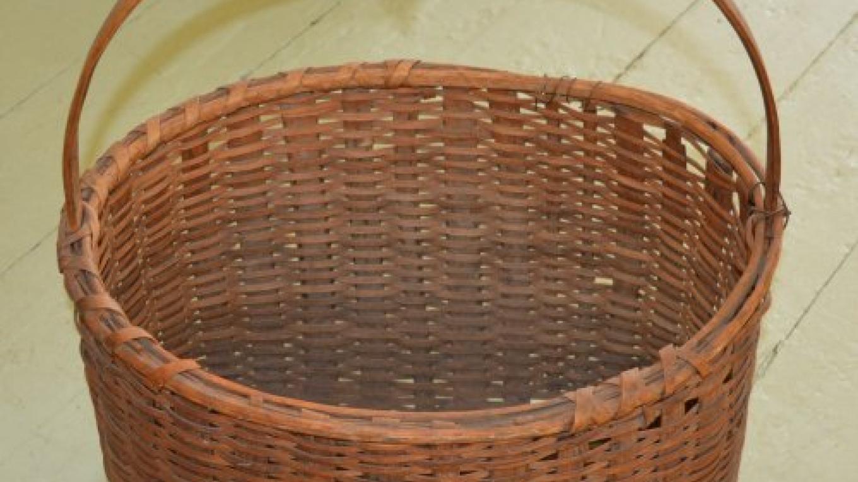 Antique Basket – Anne Hart