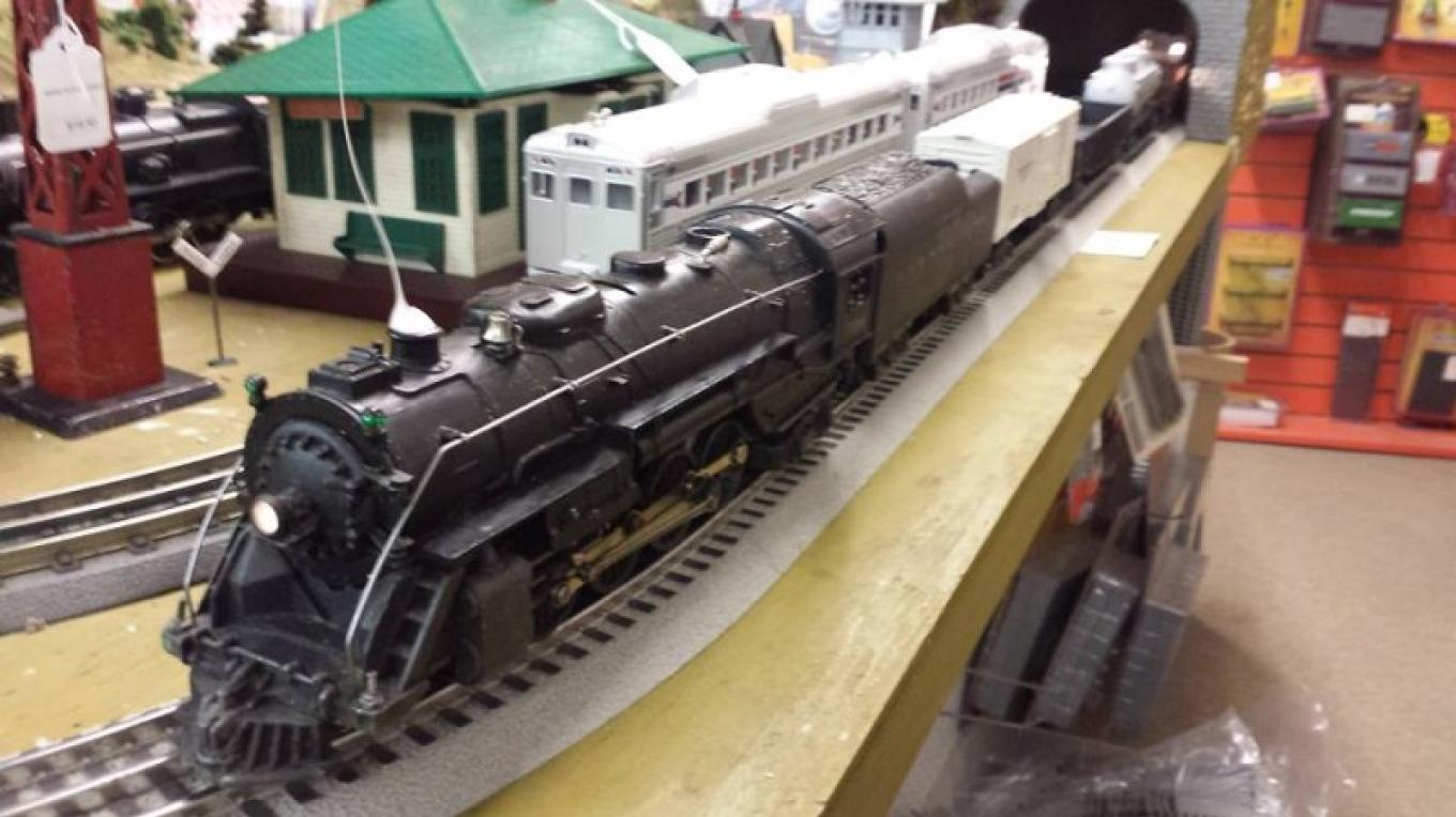 Lionel trains bring out the kid in all of us! – W.K. Longcor