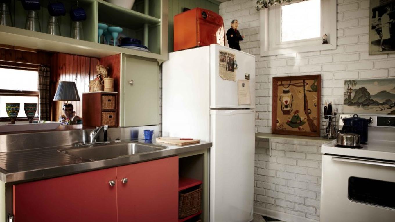 Cottage Kitchen (Stickett Inn: The REAR) – Kent Pell for Stickett Inn