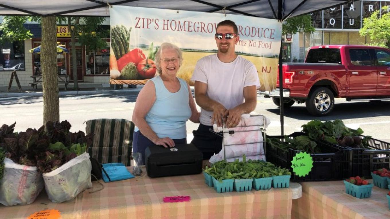 Fresh fruits and vegetables from Zip's Homegrown Produce – Josephine Noone