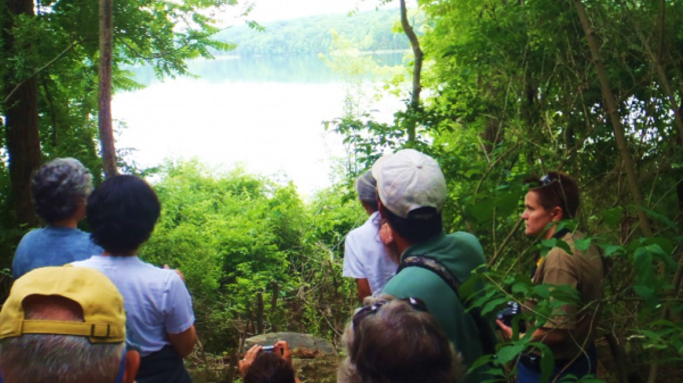Guided Hikes – Corey Tierney