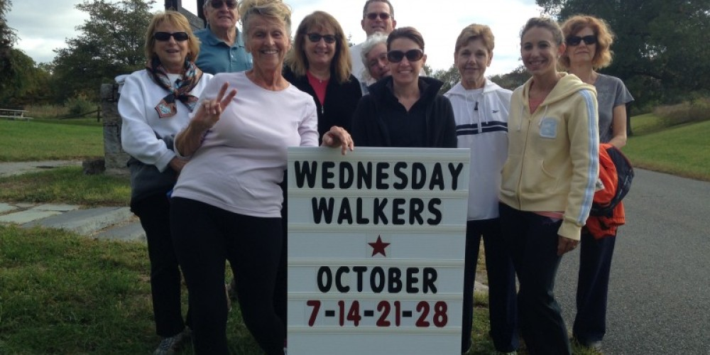 Wednesday Walking Group – Lynn K. Groves