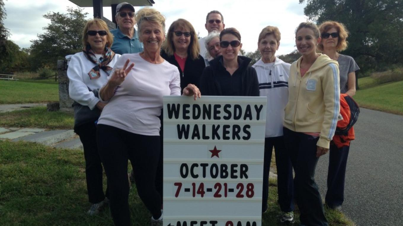 Wednesday Walking Group – Lynn K. Groves