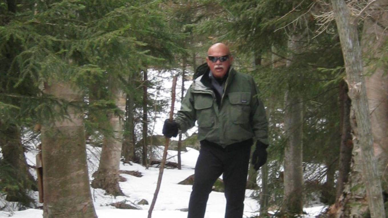 Early winter hike on Side Overlook Trail – JoAnne Beliveau