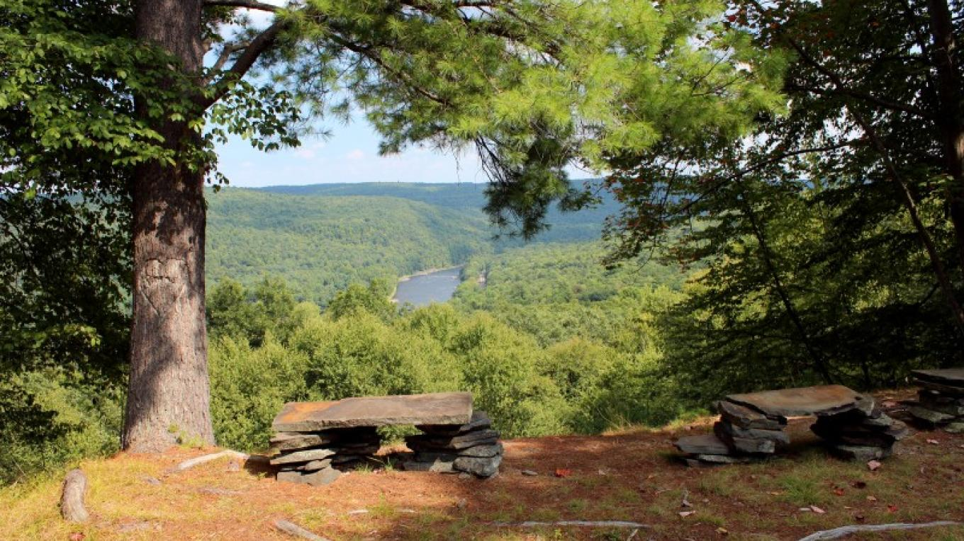 The view from the top of a trail – Ali Keech