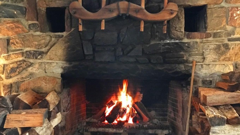 Fireplace – Jim Heigis