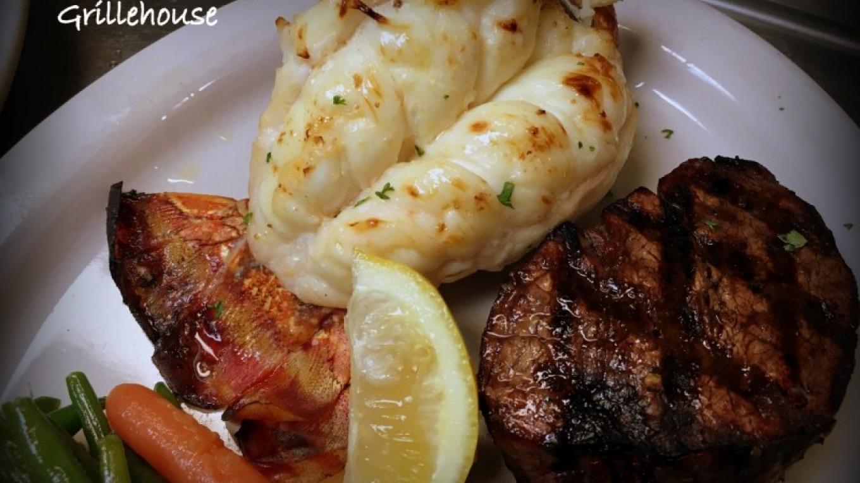 Center-Cut 8 oz Filet Mignon & 8 oz Lobster Tail – Bruce Brandli