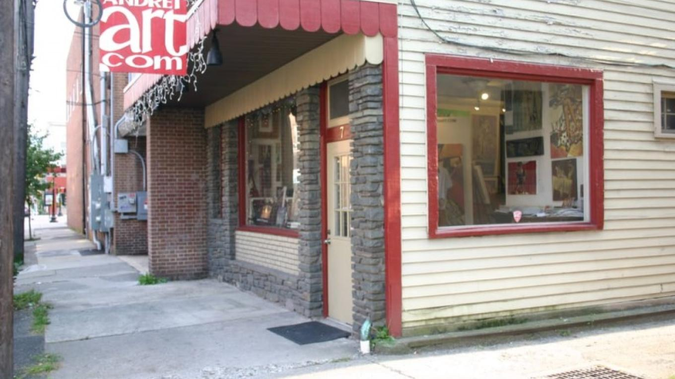 Andrei Gallery Located on 7 N. 6th Street Stroudsburg PA 18360 – Dennis Protsouk