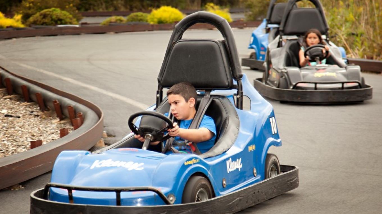 Go Karts – Kevin Ferguson
