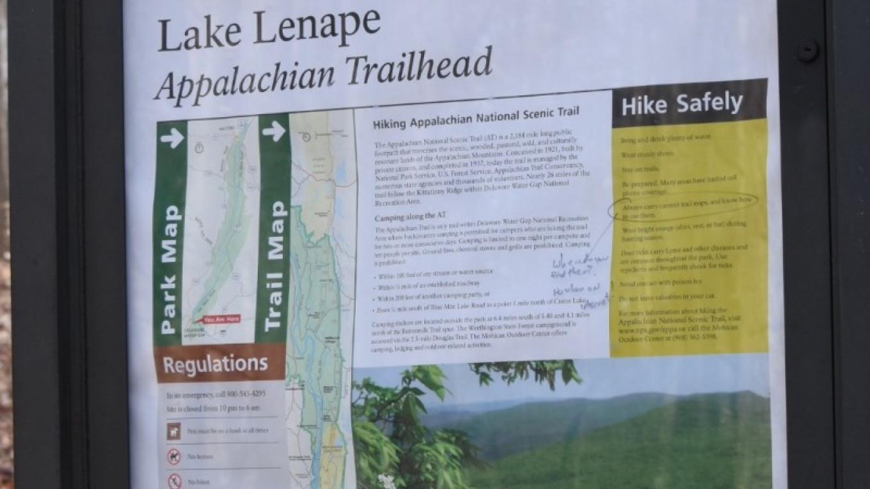 Lake Lenape at the Base of Mt. Minsi – Rachele Cooper