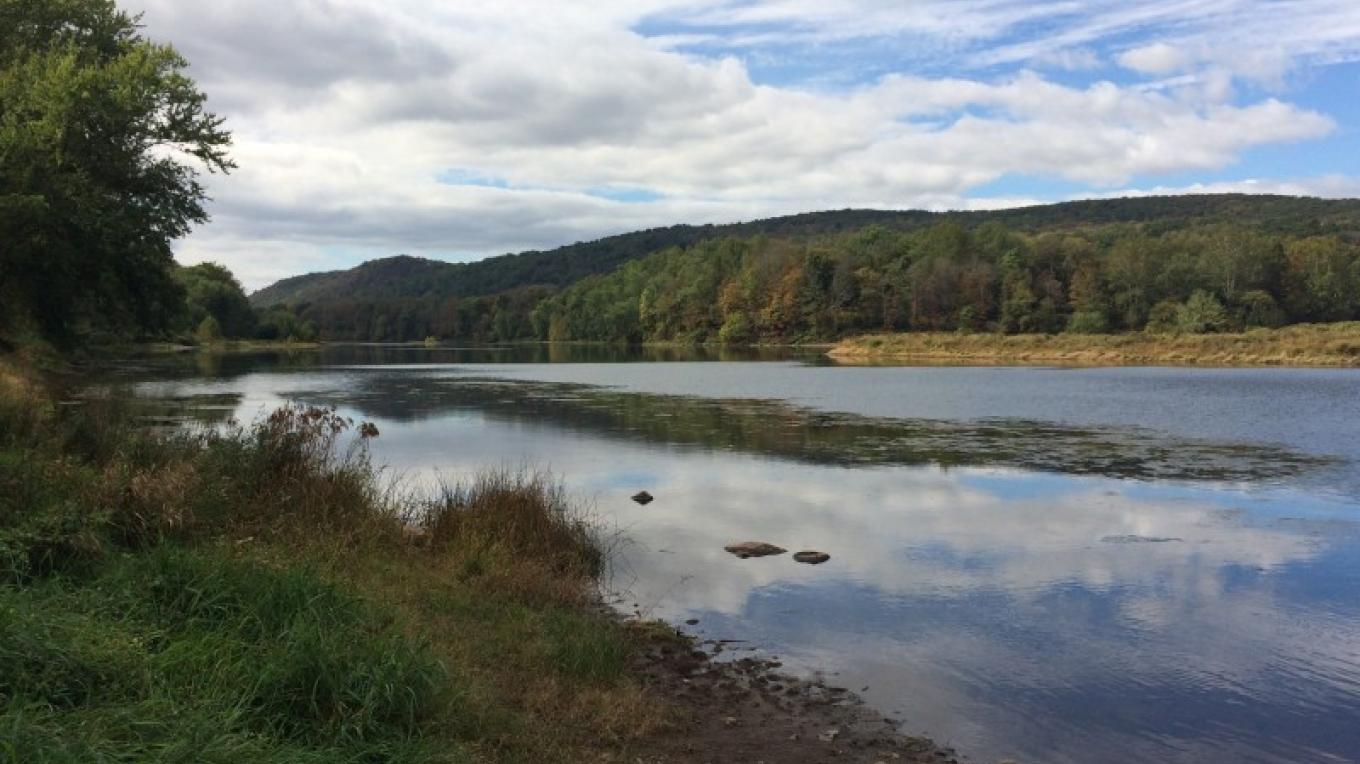 Downstream view – National Park Service