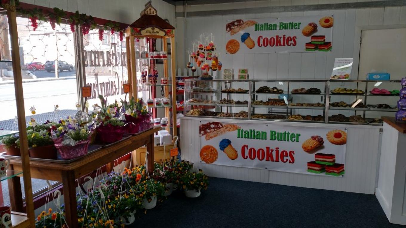 Delicious Italian butter cookies – Elvern Farms
