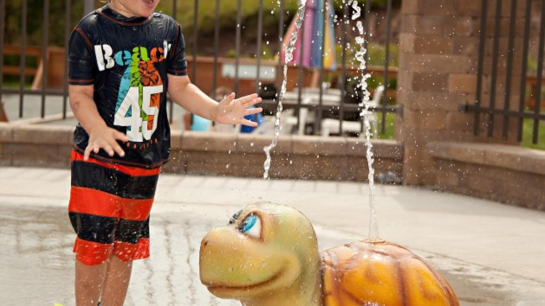 Splash Pad – Kevin Ferguson