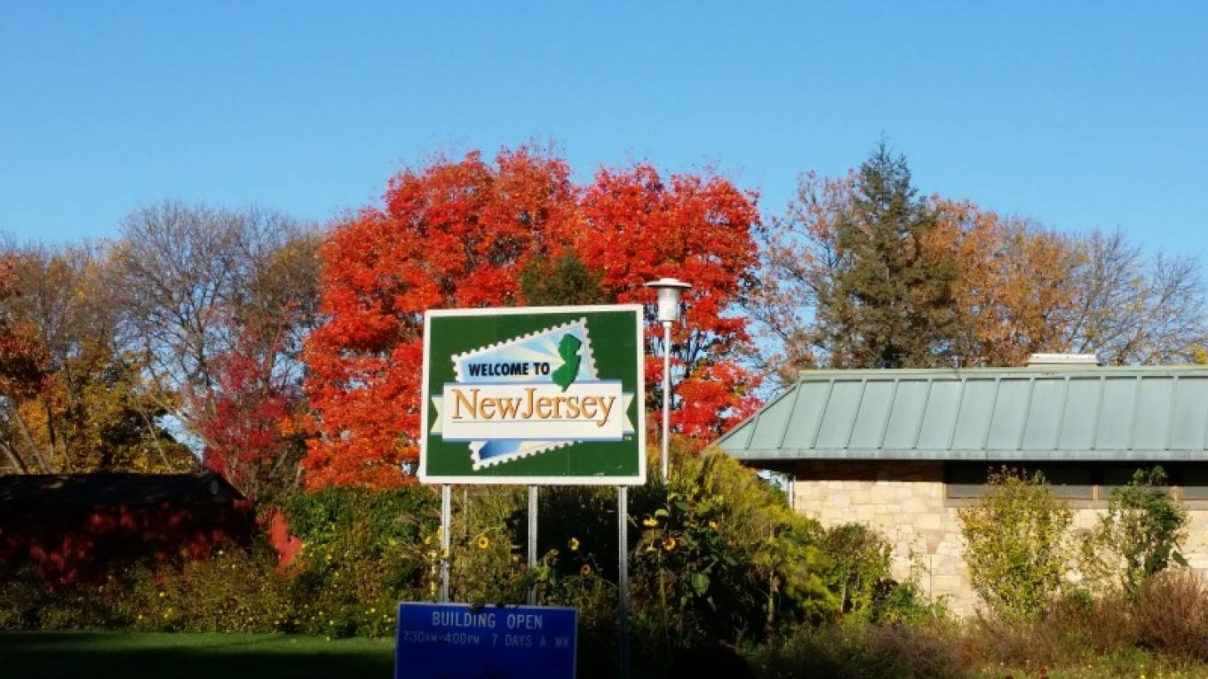 Welcome to New Jersey! – Jessy Taylor