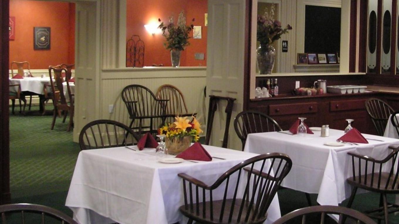 Our Sunset Dining Room – Bruce Brandli