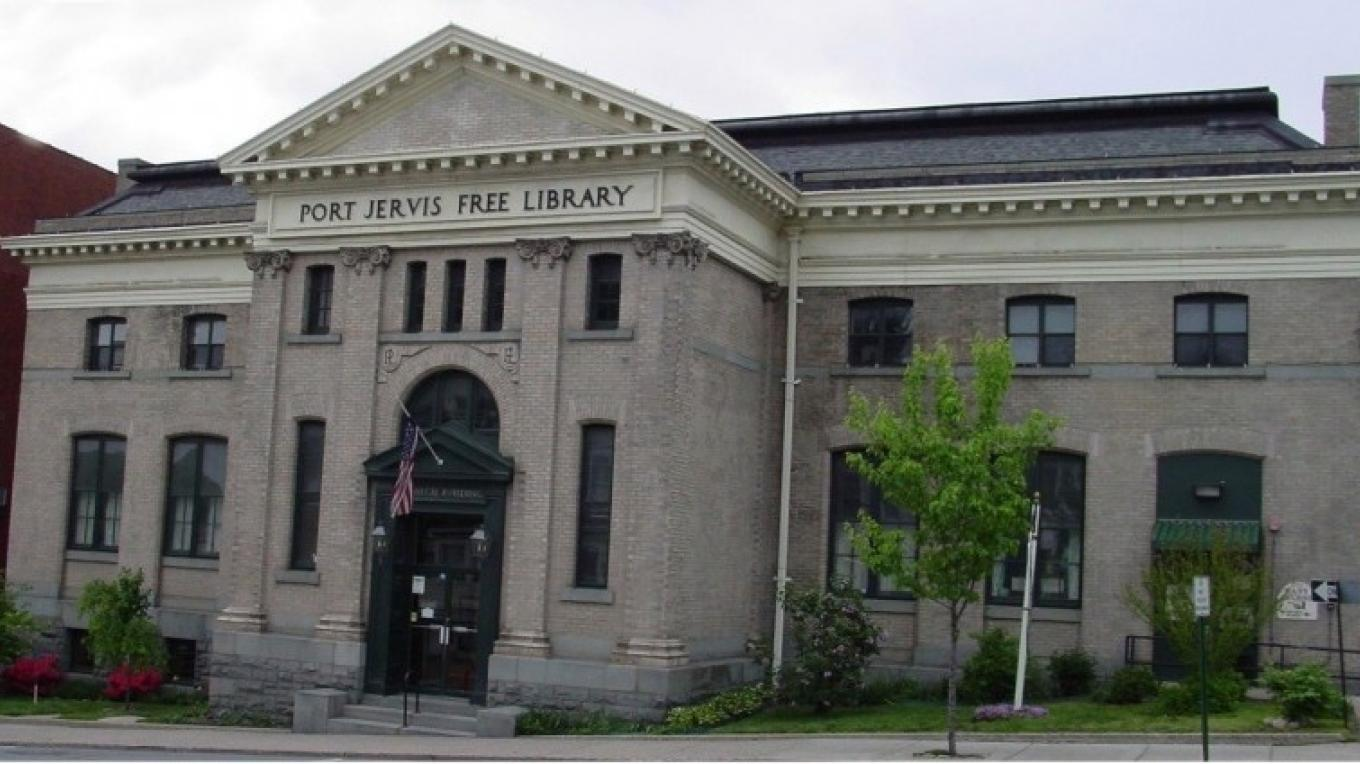 Port Jervis Free Library – Beverly Arlequeeuw