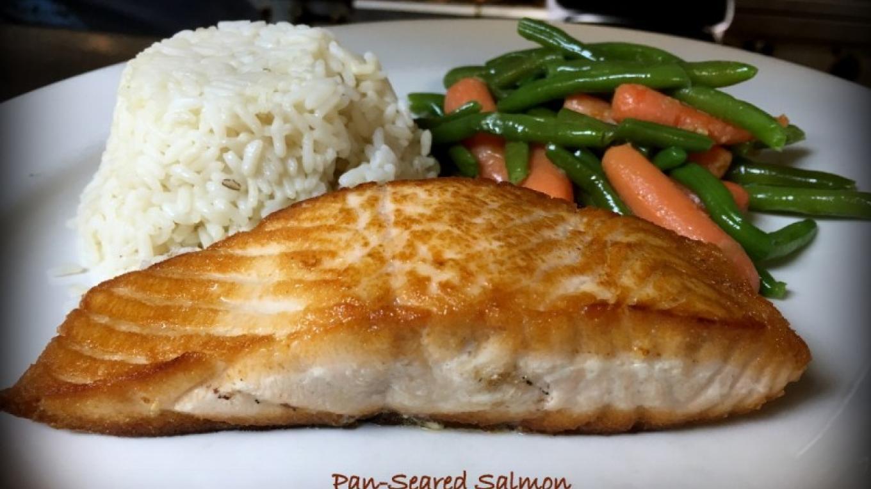 Grilled or Pan-Seared Salmon – Bruce Brandli