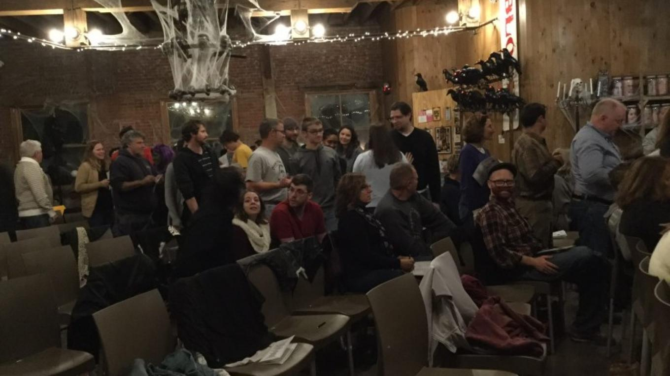 Spookyfest 2016, voting for Spooky Awards. – Canaltown
