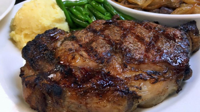 Hand-Cut Steaks – Bruce Brandli