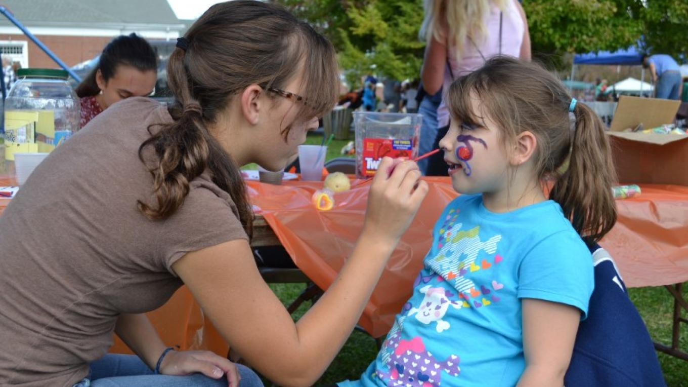 Face Painting – Robert Jacoby