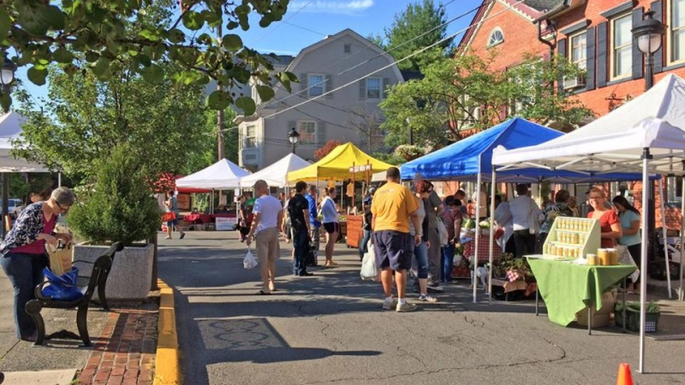Monroe Farmers Market – virginia romagno