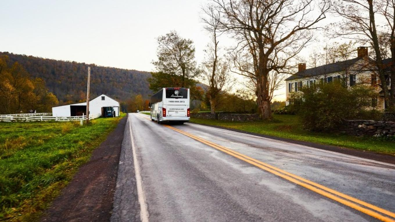 Ease on down the road with Catskill Carriage this summer! – Christian Harder