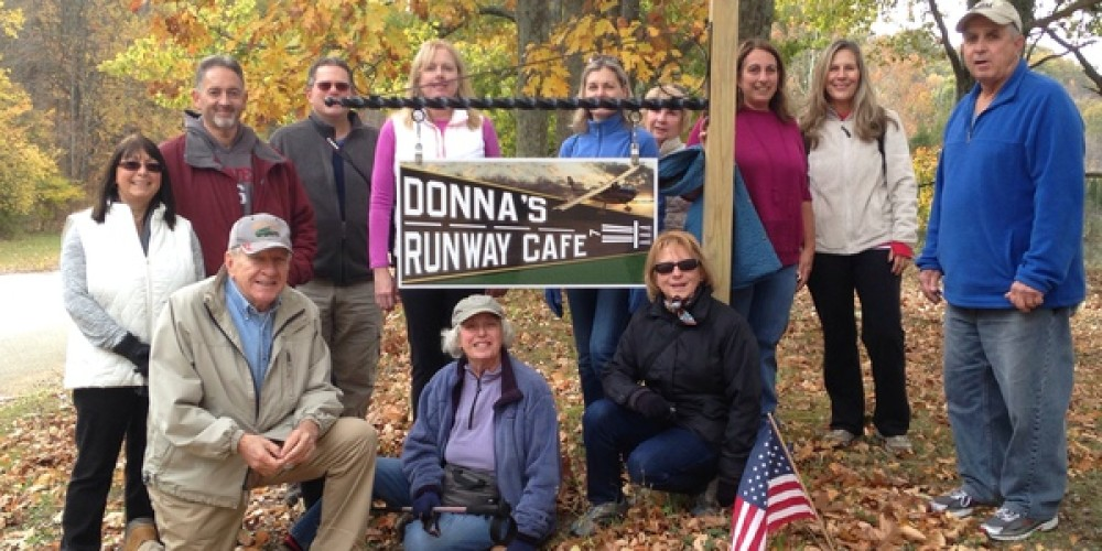 Hike-to-Lunch Tour, October 2015 – Lynn K. Groves