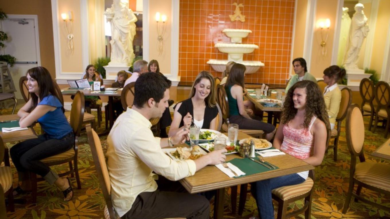 Roman Garden Cafe