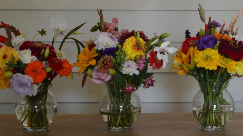 Fall Flower Arrangement – Anne Hart