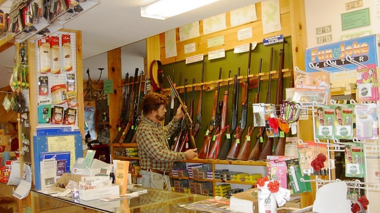 Sporting Goods & Gift Shop – P. A. Murphy