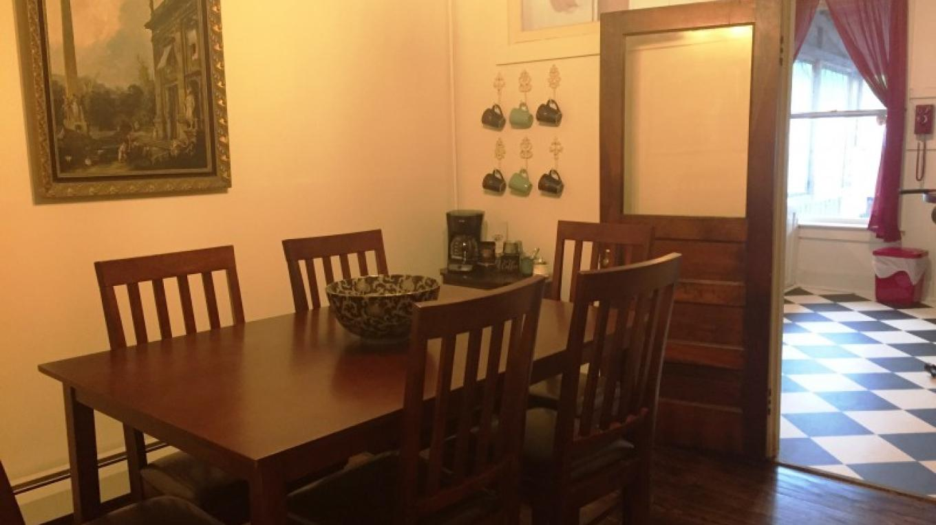 Dining Room – Matthew Davis