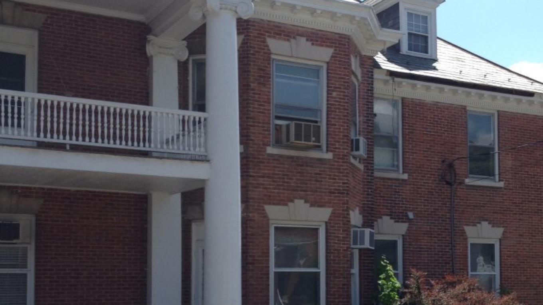 Grand old mansion, Bangor. – Courtesy of Slate Belt Community Partnership