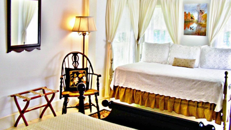 Guestroom at 1870 Roebling Inn on the Delaware – JoAnn Jahn