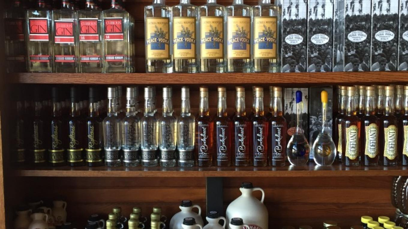 Spirits in the Tasting Room ! – jerry cohen