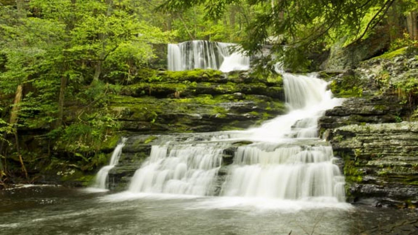 Factory Falls – National Park Service