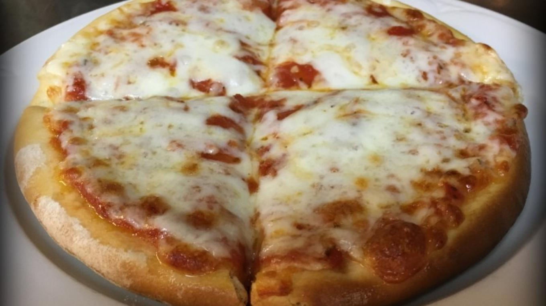 Kid's personel Pizza – Bruce Brandli