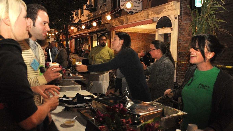 Taste of Newton outdoor celebration every September – Downtown Newton Association