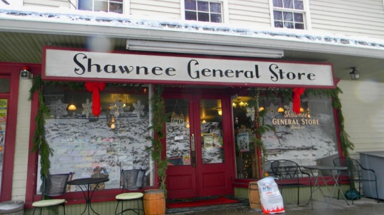 Shawnee General Store in Shawnee on Delaware – John McGettegan