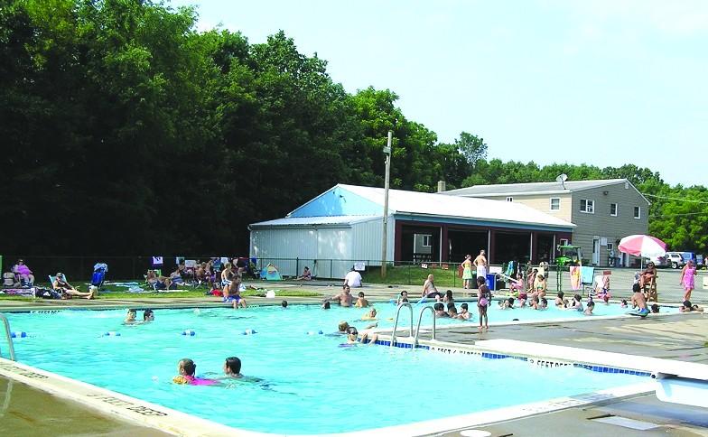 Kymer's Camping Resort - Branchville, NJ   Scenic Wild ...