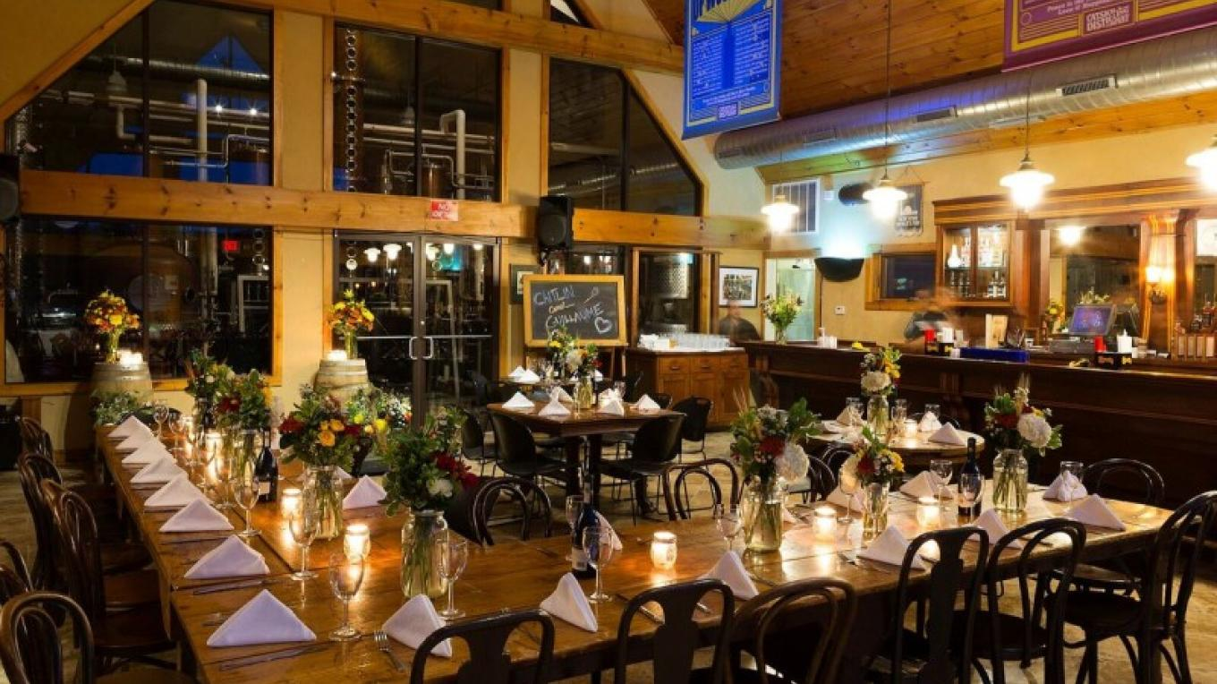 Private Parties Designed in the Tasting Room – stacy cohen - Dancing Cat Saloon
