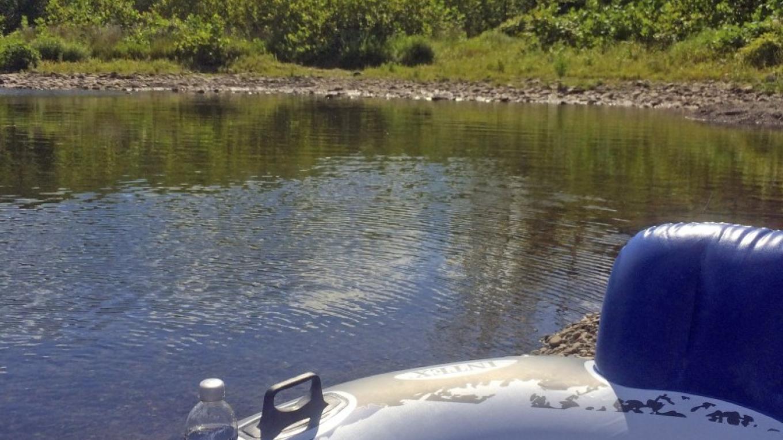 Take a tube down the Delaware River – Ali Keech