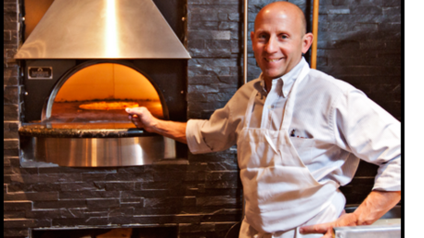 Tom Farda, Owner - Peppe's Bistro – Photograph by: Local Flair